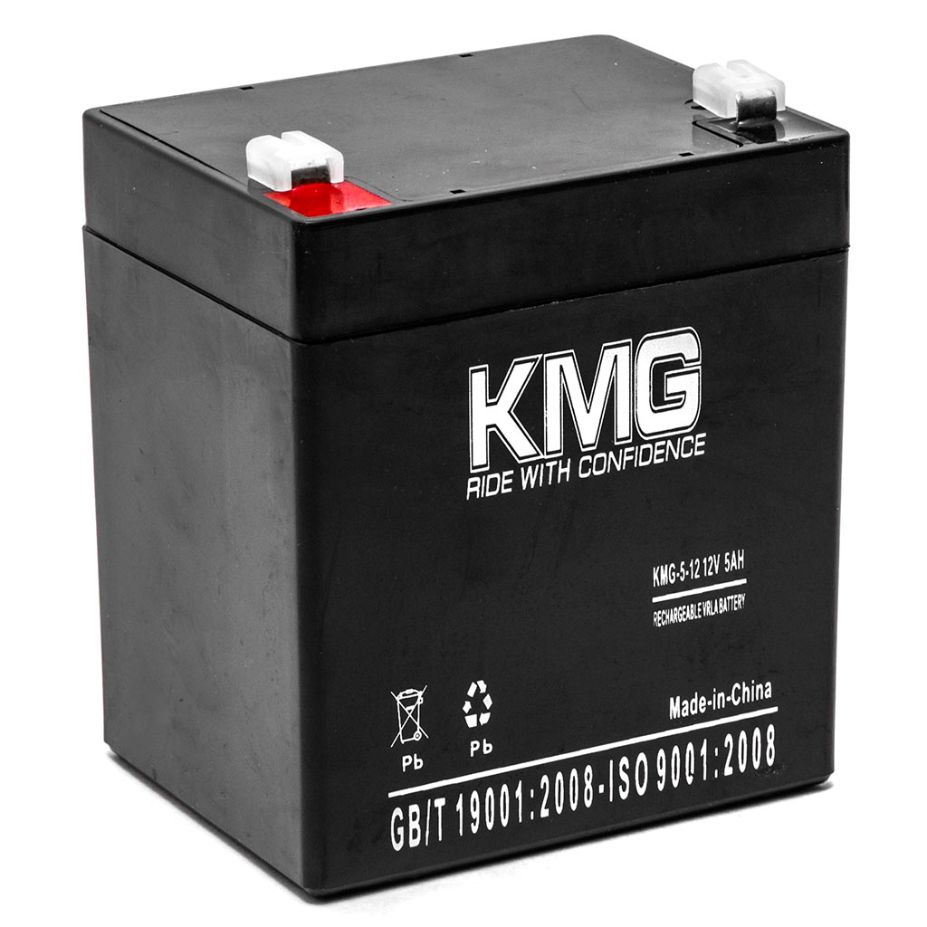 KMG 12V 5Ah Replacement Battery for Enduring 6-DW-5