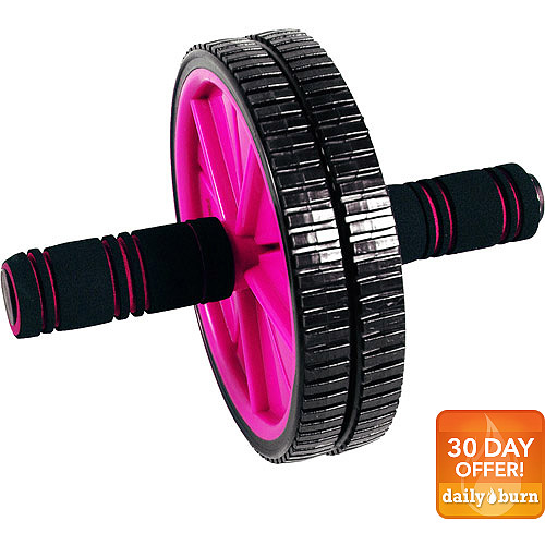Tone Fitness Abdominal Toning Wheel