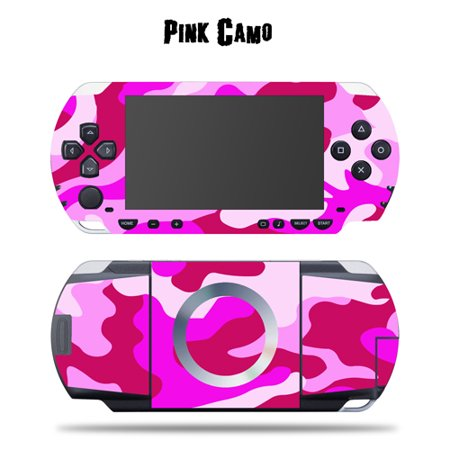 MightySkins Skin For SONY PSP – Buck Camo | Protective, Durable, and Unique Vinyl Decal wrap cover | Easy To Apply, Remove, and Change Styles | Made in the (Easy Change Gullet System)