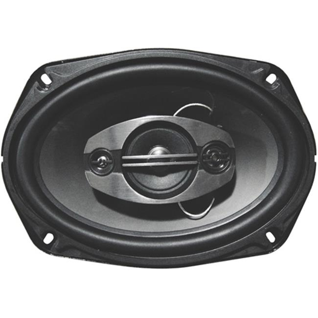 AUDIOP DSA6993S 6 x 9 in. 500 Watt 5 Way Car Audio Speakers