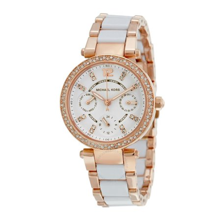 Mini Parker Chronograph Ladies Watch (Michael Kors Online Usa)