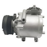 RYC Remanufactured AC Compressor and A/C Clutch IG557 Fits 2003, 2004, 2005, 2006 Ford Expedition Lincoln Navigator