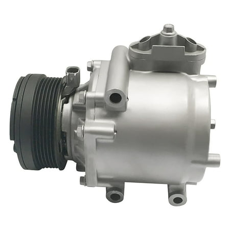 RYC Remanufactured AC Compressor and A/C Clutch IG557 Fits 2003, 2004, 2005, 2006 Ford Expedition Lincoln Navigator (2003 Ford Navigator)