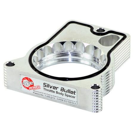aFe Silver Bullet Throttle Body Spacers TBS GM C/K 1500/2500/3500 96-00 V8-5.0L