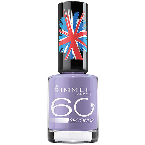 Rimmel 60 Seconds Nail Polish, I Lilac You