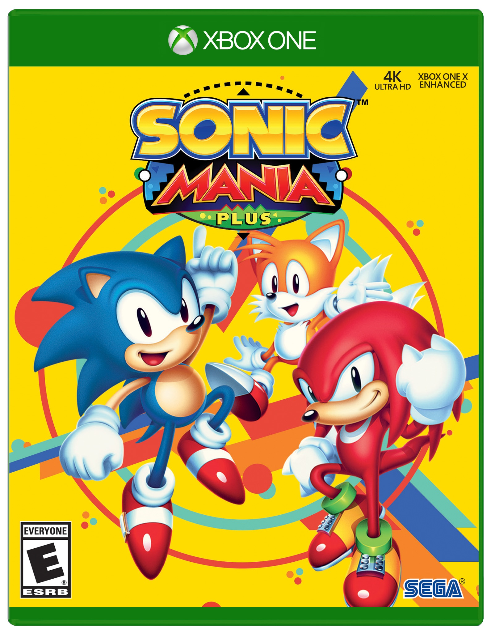 Sonic Mania Plus, Sega, Xbox One, 010086640809 - Walmart.com