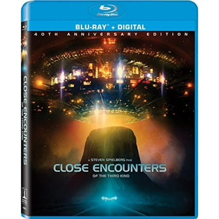 Close Encounters of the Third Kind (40th Anniversary Edition) (Blu-ray) - image 1 of 1
