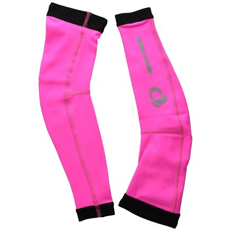 Pearl iZUMi Women's W Elite Thermal Arm Warmer Screaming Pink Small