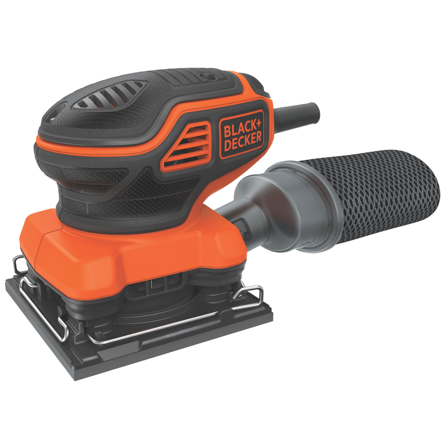 BLACK+DECKER 2-Amp 1/4 Sheet Orbital Sander, Bdeqs300