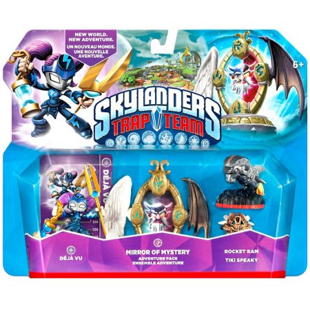 Skylanders Trap Team Mirror of Mystery Level Pack #2 (Universal)