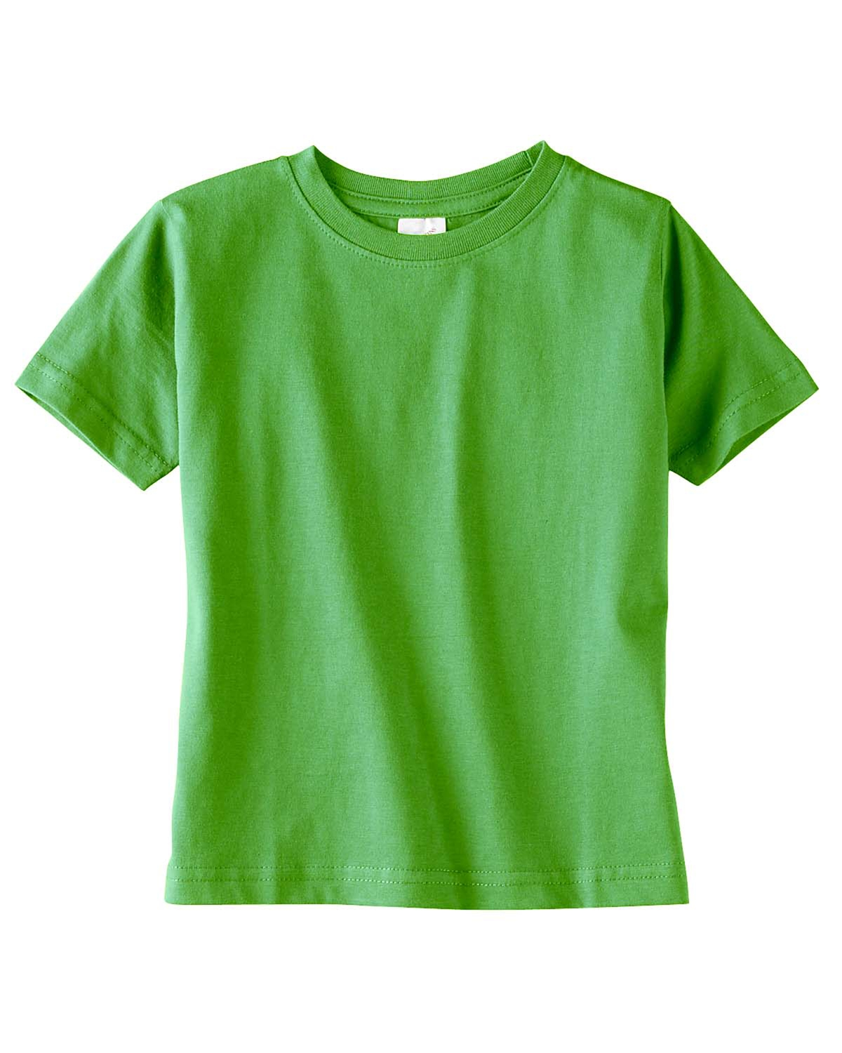 Rabbit Skins-Toddler 4-5 oz-Fine Jersey T-Shirt-3321