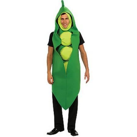 Green Pea Costume (Adult Pea Costume)