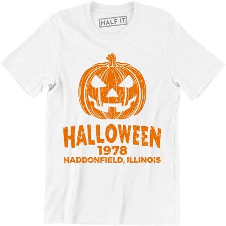 Pizza Head Show Halloween (Halloween 1978 Horror Movie Haddonfield Pumpkin Head TV Show Illinois)