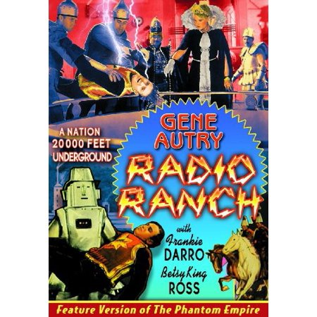 Radio Ranch (DVD) (Old Time Radio Westerns)