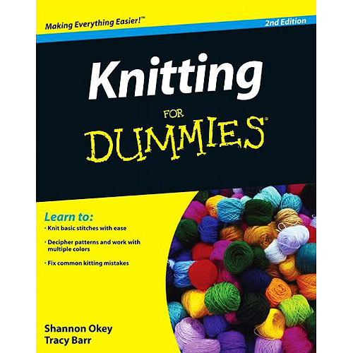 Knitting for Dummies : Student Edition