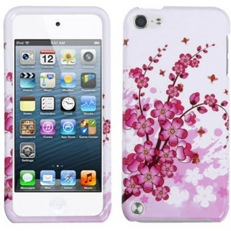 Apple iPod touch 5 MyBat Solid Skin Case, Spring Flowers ()