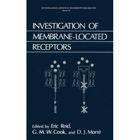 Investigation Of Membrane Located Receptors