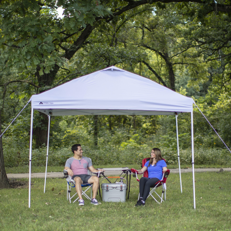 Ozark Trail 10' x 10' Straight Leg Instant Canopy