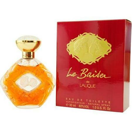 Le Baiser By Lalique For Women. Eau De Toilette Spray 1 oz