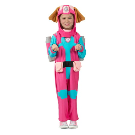 Halloween Girl's Paw Patrol Sea Patrol Skye Toddler Costume](Paw Patrol Halloween Costume)