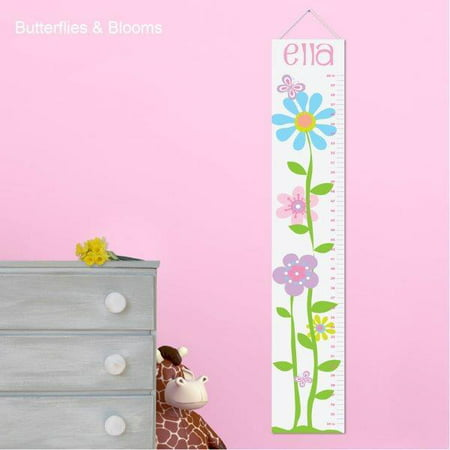 Personalized Growth Chart - Height Chart - Girls - Gifts for kids](Girls Sizing Chart)