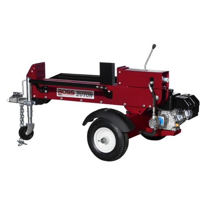 Boss Industrial GD20T24 20 Ton Gas Log Splitter by Boss Industrial