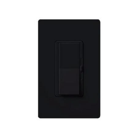 - Lutron DVLV-600P-BL Diva 600-Watt Single Pole Magnetic Low-Voltage Dimmer, Black