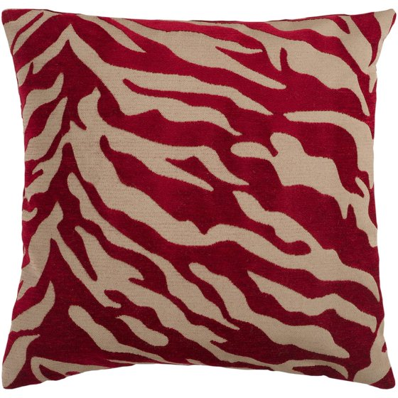 Red Brown Beige Throw Pillows : 18