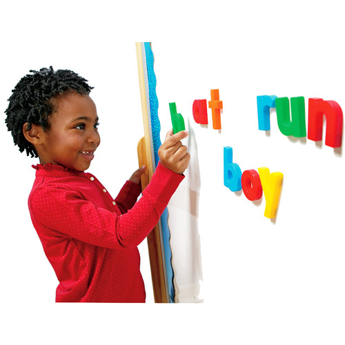 Educational Insights Alphamagnets and Mathmagnets, 214-Piece Set