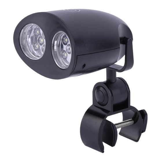 Barbecue Grill Light With Super Bright Led Lights Durable