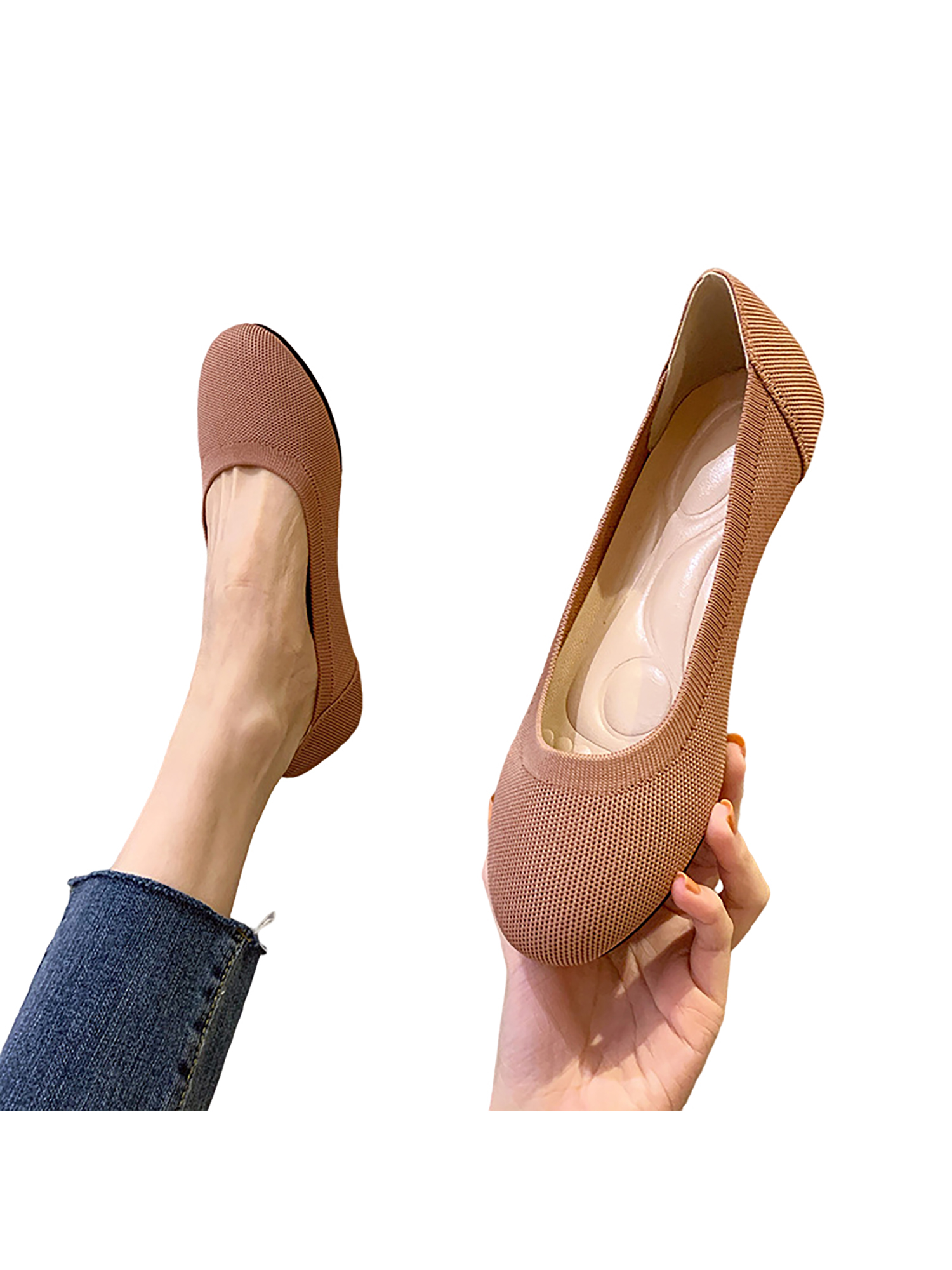 Details about  /Women Low Top Round Toe Lace Up Flats Shoes Casual Walking Moccasins Outdoor B