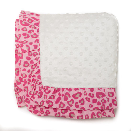 Pam Grace Creations Tabby Cheetah Blanket