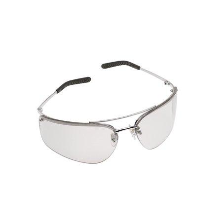 3M 15172 Metaliks Protective Eyewear, Mirror Hard Coat Lens, Metal Frame