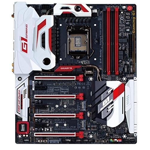 Gigabyte Ultra Durable GA-Z170X-Gaming G1 Desktop Motherboard - Intel Z170 Chipset - Socket H4 LGA-1151 - Extended ATX