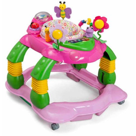 Delta Children Lil' Play Station 3-in-1 Activity Walker, Choose your Character