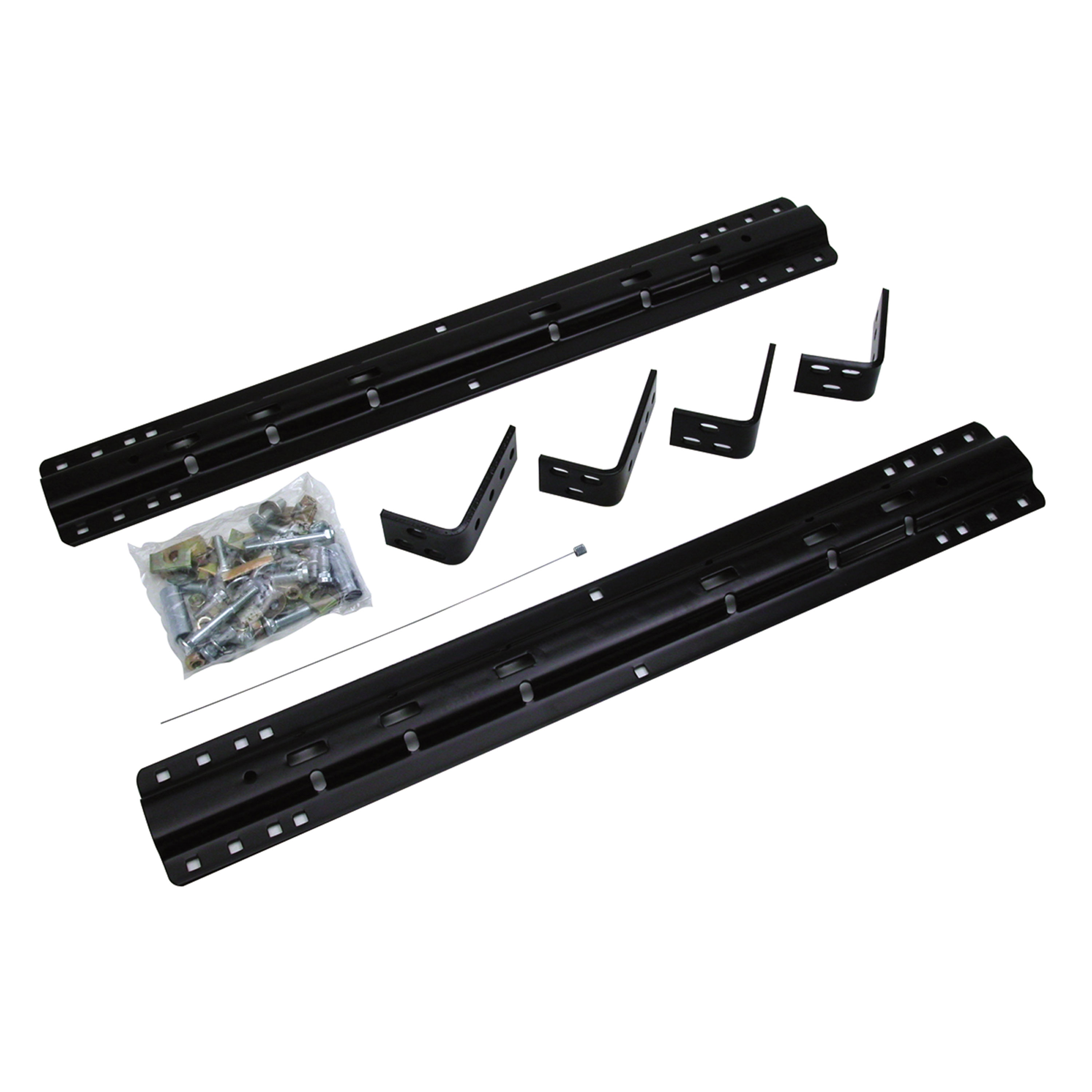 Reese 30035 Fifth Wheel Rail and Installation Kit