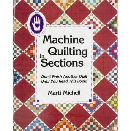 Marti Michell Books Machine Quilting In - Marti Electronics
