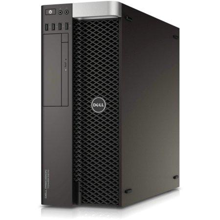 Dell Precision 5810 Mid-tower Workstation w/ Intel Xeon E5, 16GB RAM & 256GB SSD