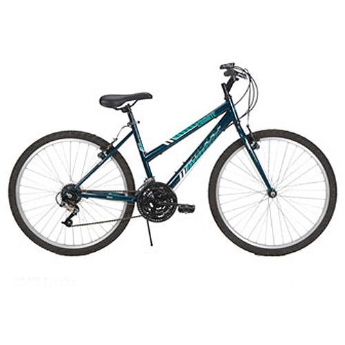 "Huffy Bikes 26212 26"" Warm Silver Metallic Women's Granite Hard Tail Bicycle"