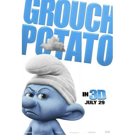 The Smurfs Poster Movie UK B 11 x 17 Inches - 28cm x 44cm Neil Patrick Harris Sofia Vergara Jayma Mays Anton Yelchin Hank Azaria](Lee Patrick Harris)
