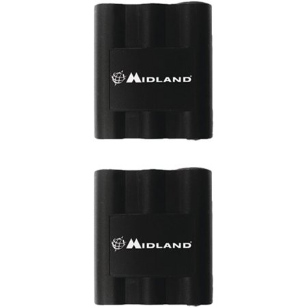 Midland Avp7 Rechargeable Batteries For Lxt And Gxt Series Radios