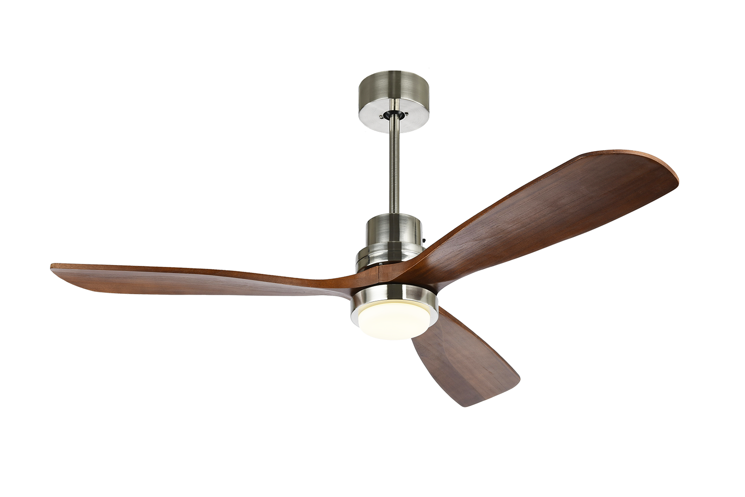 52 Ceiling Fan With 3 Color Changed