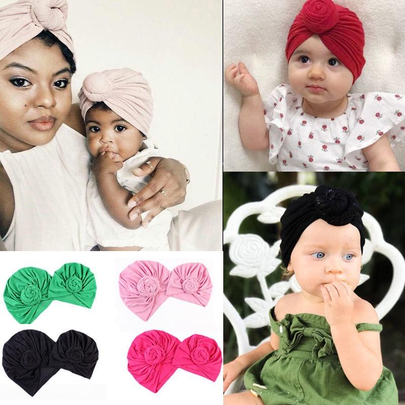 knotted headband girl knotted headband Monochrome baby headband baby girl turban top knot headband knotted headband for baby
