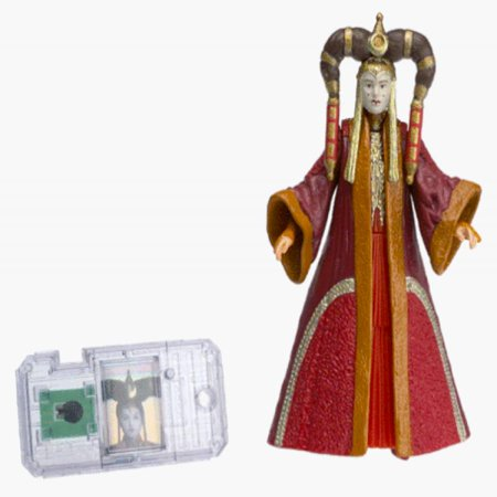 Star Wars Princess Amidala (Star Wars Episode 1 Coruscant Queen Amidala Action)