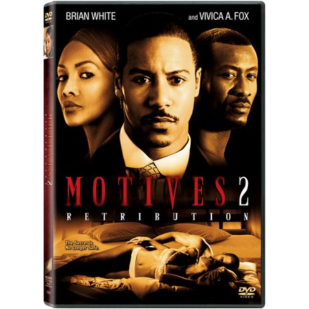 Motives 2: Retribution (DVD)](Halloween Retribution)