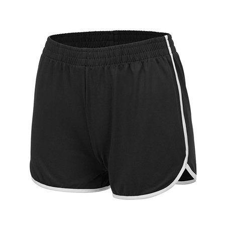 Women's Dolphin Running Shorts (Solid & Color Block, S-3X, Plus