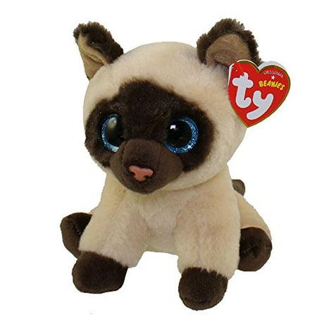 Ty Bow Wow Beanie (Ty Original Beanies Jaden the Siamese Cat -)