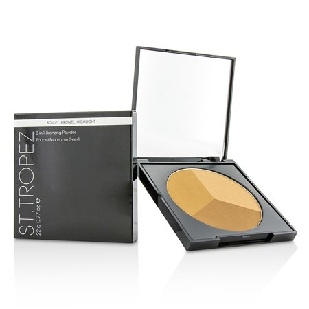 Hydrating Bronzing Powder (St. Tropez 3-in-1 Bronzing Powder 0.77 oz Powder)