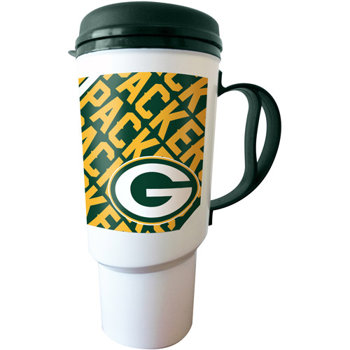 NFL Green Bay Packers 34-oz Travel Insulated Mug