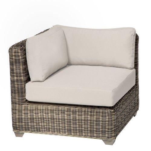TK Classics Carlisle 5 Piece Sofa Seating Group with Cushions